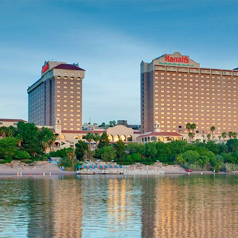 Charlotte to Harrah's Laughlin, NV July 2-6